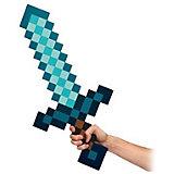 Пиксельный меч, алмазный, 60 см, Minecraft
