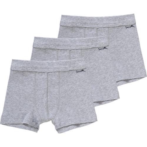 Sanetta Boxershorts 3er-Pack , Organic Cotton Gr. 164 Jungen Kinder | 04055502383409