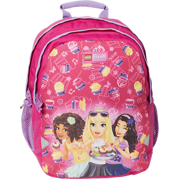 Kinderrucksack LEGO Friends Cup Cake Ergo Backpack