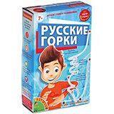 """Японские опыты """"Русские горки"""""""