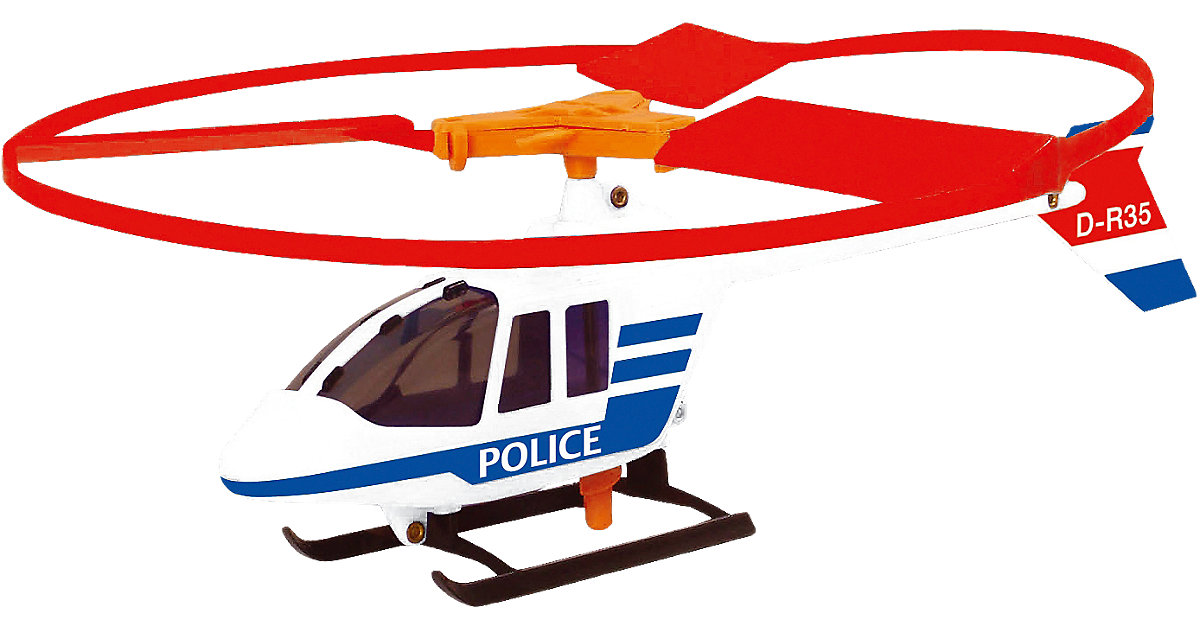 Police Copter Helikopter