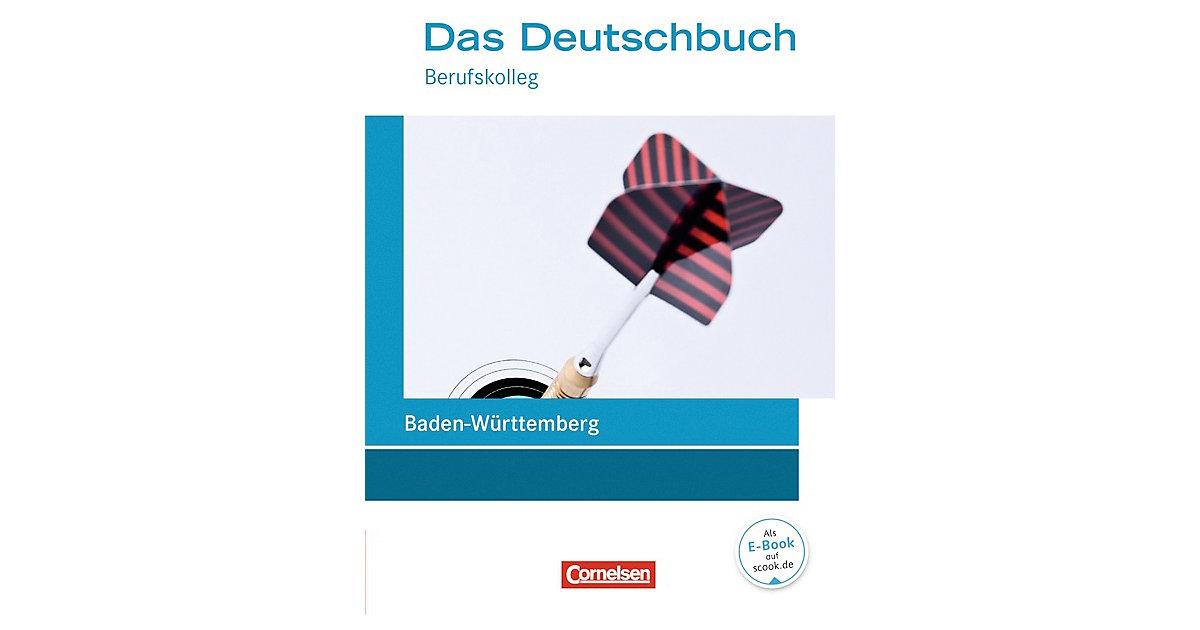Das Deutschbuch, Berufskolleg Baden-Württemberg...