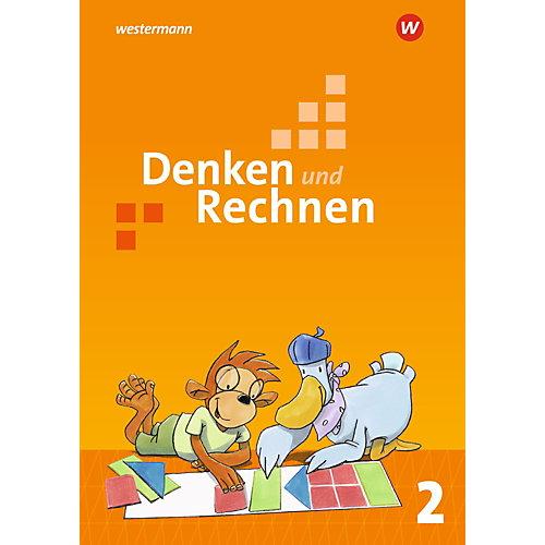 Westermann Verlag Denken und Rechnen, Allgemeine Ausgabe 2017: 2. Schuljahr, Schülerband