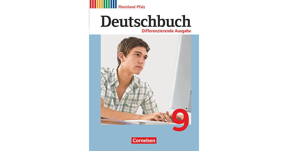 Deutschbuch, Differenzierende Ausgabe Rheinland...