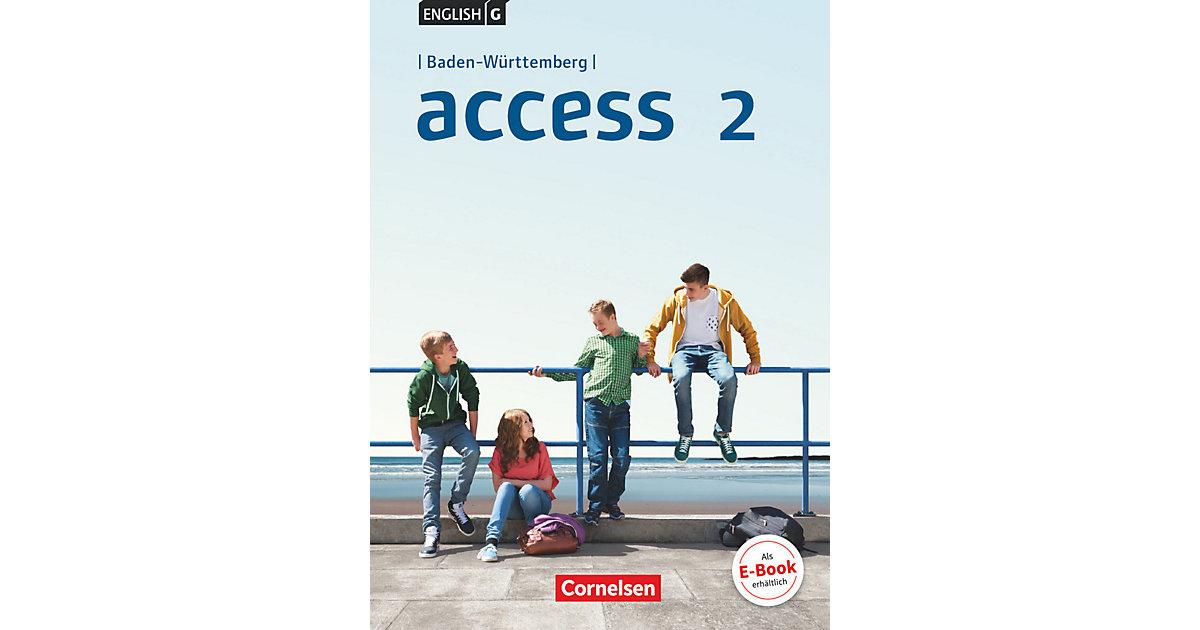 English G Access, Ausgabe Baden-Württemberg: 6....