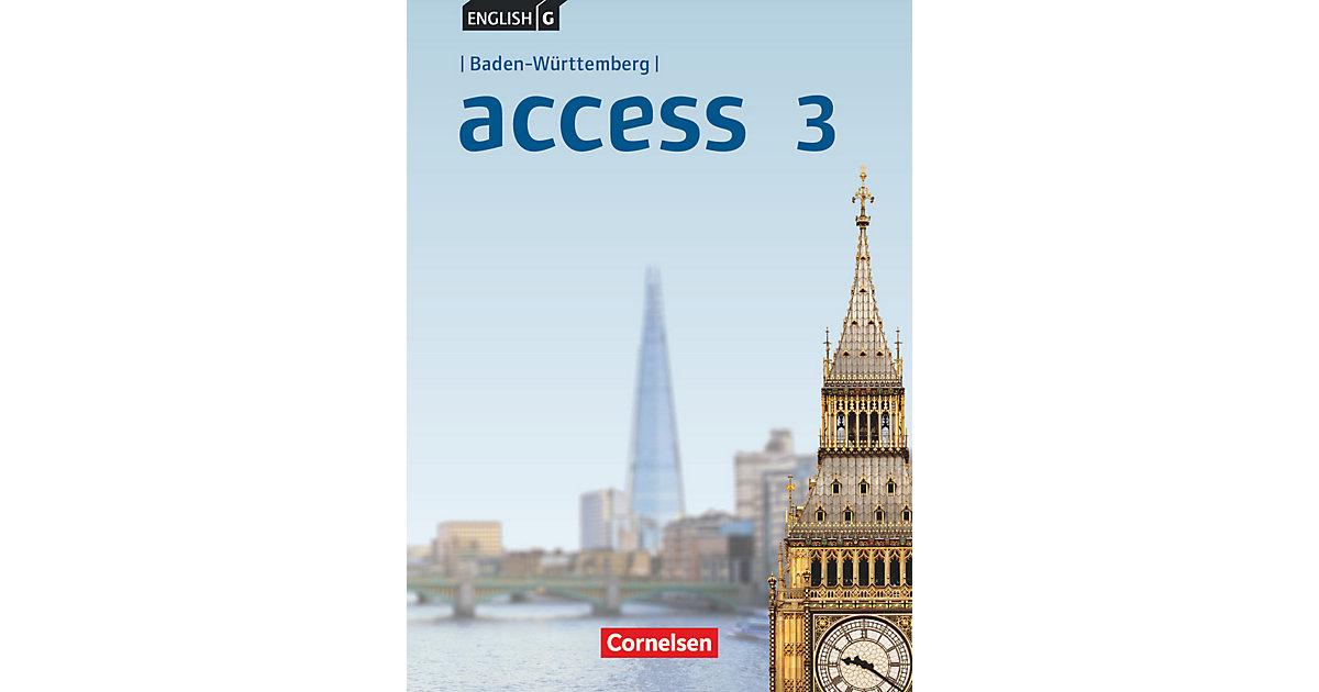 English G Access, Ausgabe Baden-Württemberg: 7....