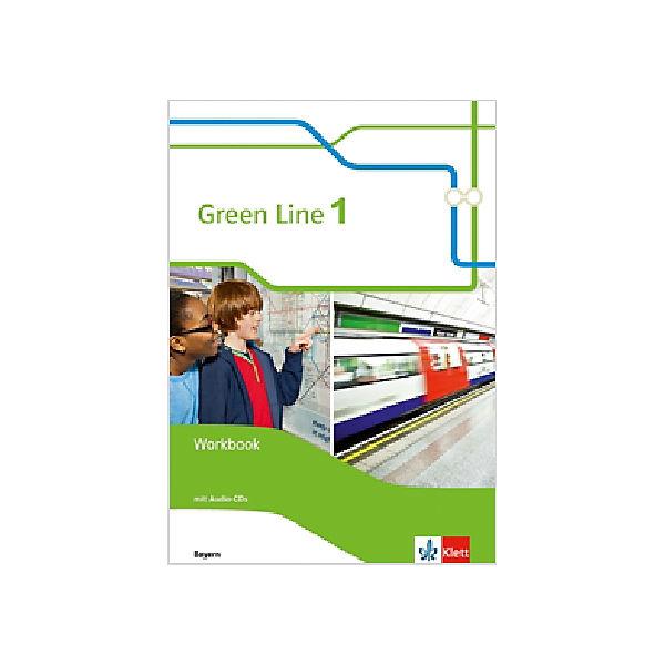 green line ausgabe bayern 5 schuljahr workbook mit. Black Bedroom Furniture Sets. Home Design Ideas