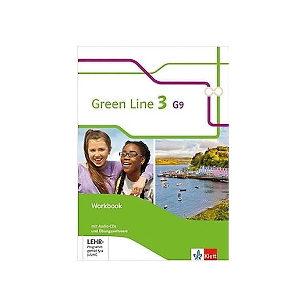 green line ausgabe f r alle bundesl nder au er bayern g9. Black Bedroom Furniture Sets. Home Design Ideas