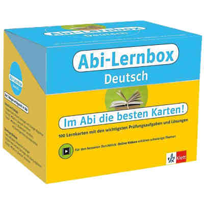Klett Abi-Lernbox Deutsch