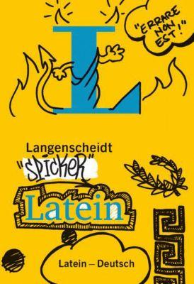 Buch - Langenscheidt Spicker Latein