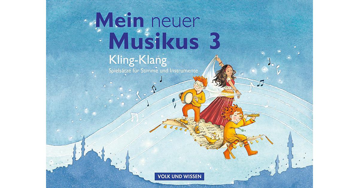 Mein neuer Musikus: 3. Schuljahr, Kling-Klang