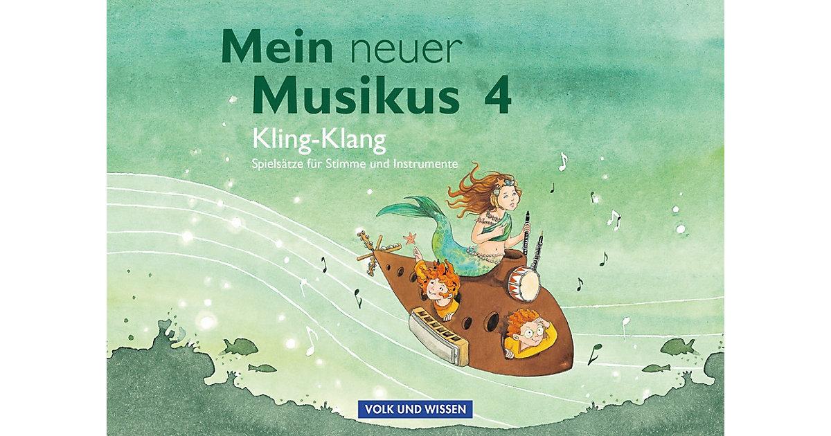 Mein neuer Musikus: 4. Schuljahr, Kling-Klang