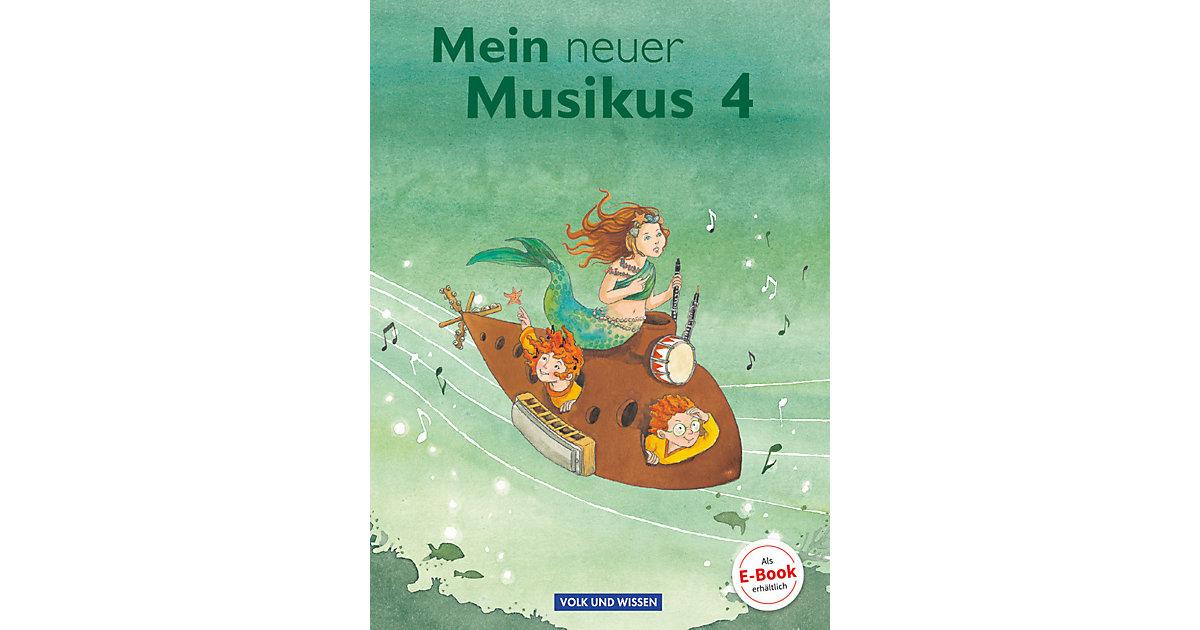 Mein neuer Musikus: 4. Schuljahr, Schülerbuch