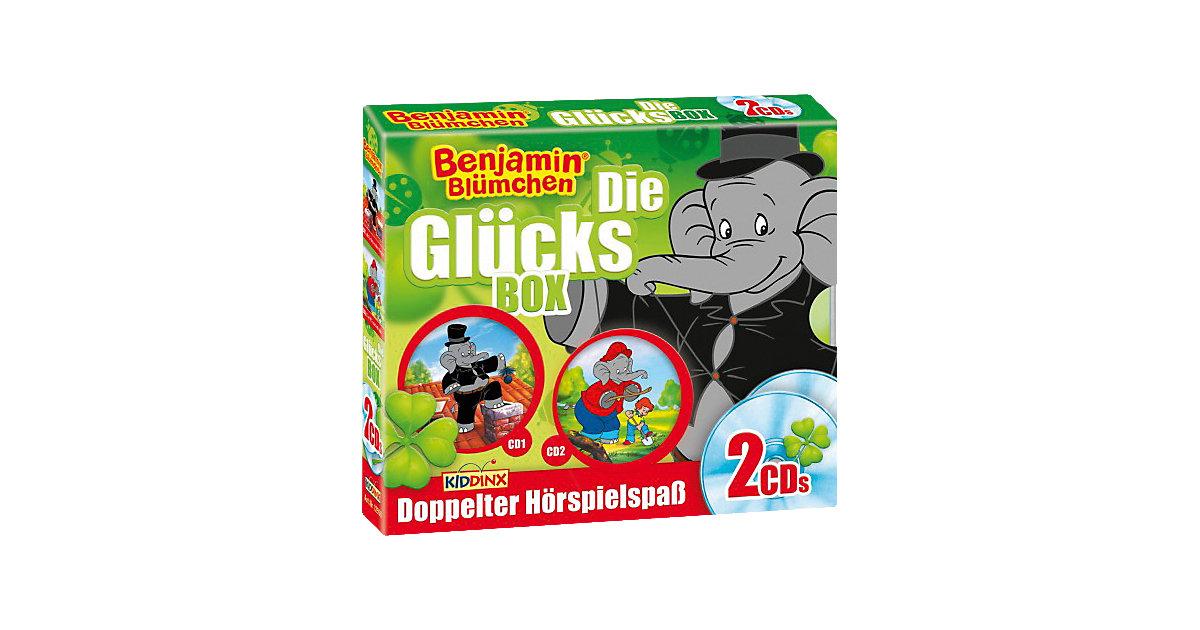 CD Benjamin Blümchen Glücks-Box (2 CDs)