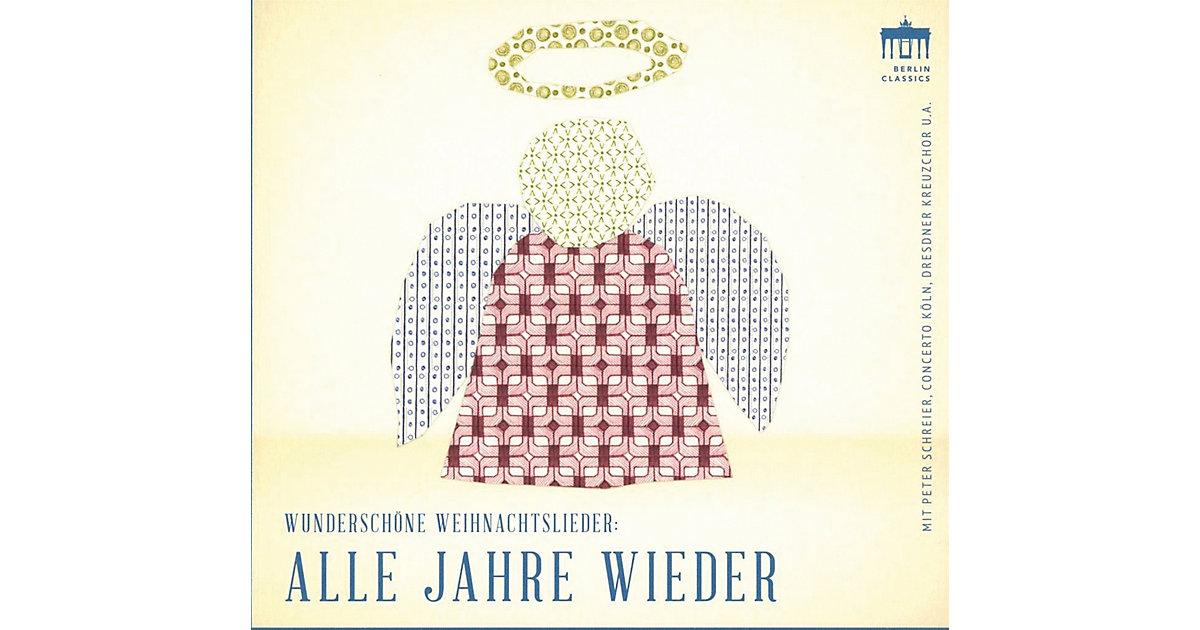 CD Alle Jahre Wieder - Wunderschöne Weihnachtsl...