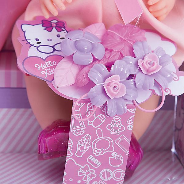 "Кукла ""Hello Kitty"", 40 см, 3 функции, Карапуз"
