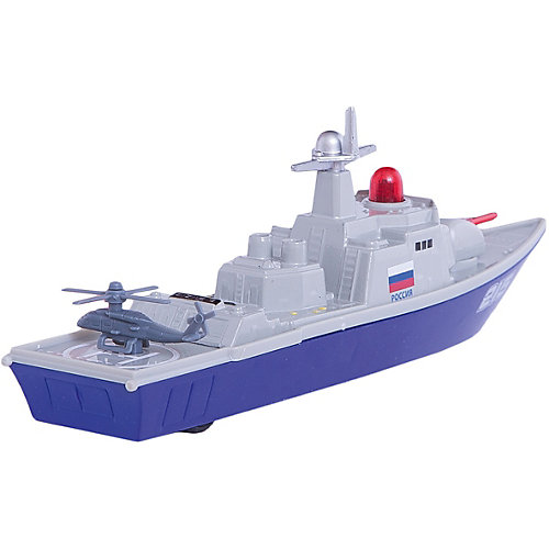 Военный корабль, Технопарк от ТЕХНОПАРК