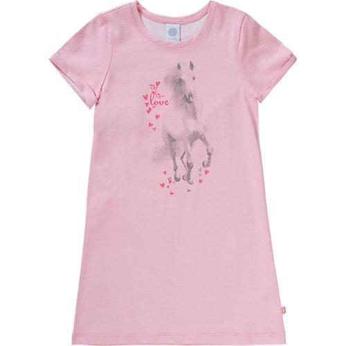 Sanetta Kinder Nachthemd, Pferde Gr. 116 Mädchen Sale Angebote Werben