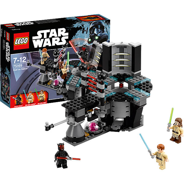 lego 75169 star wars showdown auf dem planeten naboo. Black Bedroom Furniture Sets. Home Design Ideas