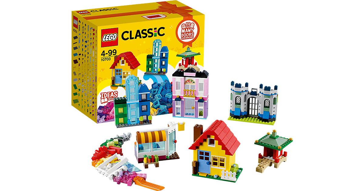 LEGO 10703 Classic: LEGO Kreativ-Bauset Gebäude
