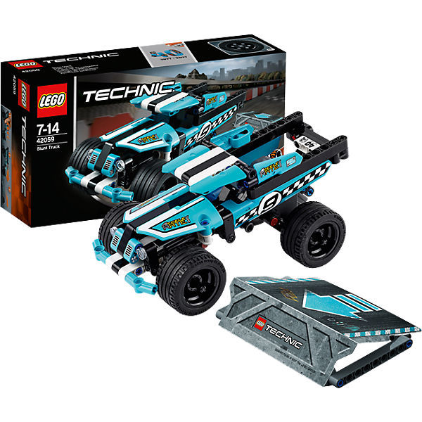 lego 42059 technic stunt truck lego technic mytoys. Black Bedroom Furniture Sets. Home Design Ideas
