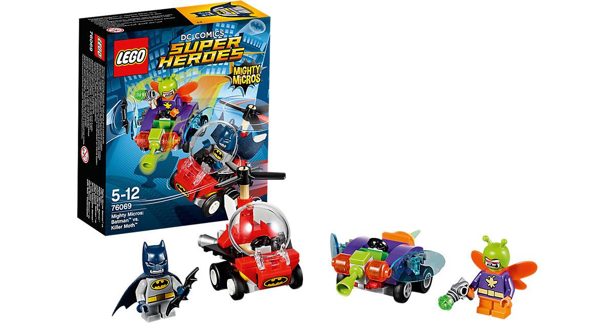 LEGO 76069 Super Heroes: Mighty Micros: Batman ...