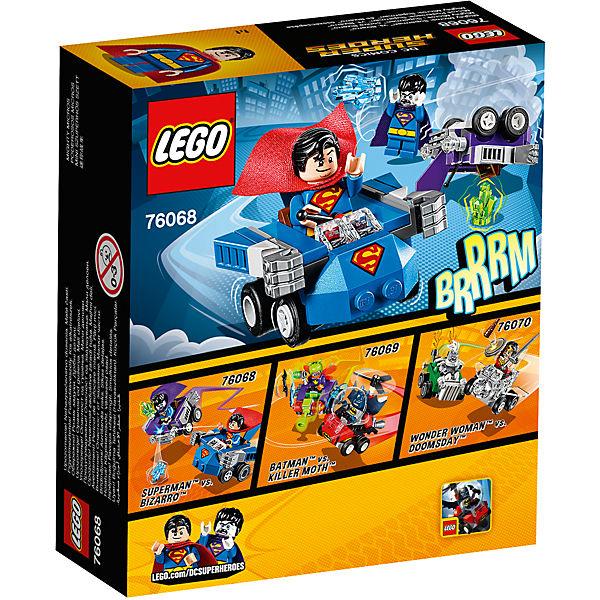 LEGO Super Heroes 76068: Mighty Micros: Супермен против Бизарро