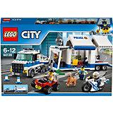Конструктор LEGO City 60139: Мобильный командный центр