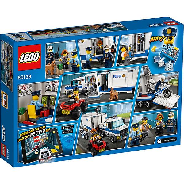 LEGO City 60139: Мобильный командный центр