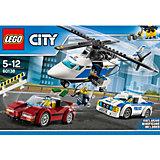 LEGO City 60138: Стремительная погоня