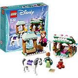 LEGO Disney Princesses 41147: Зимние приключения Анны