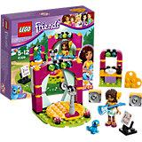 LEGO Friends 41309: Музыкальный дуэт Андреа