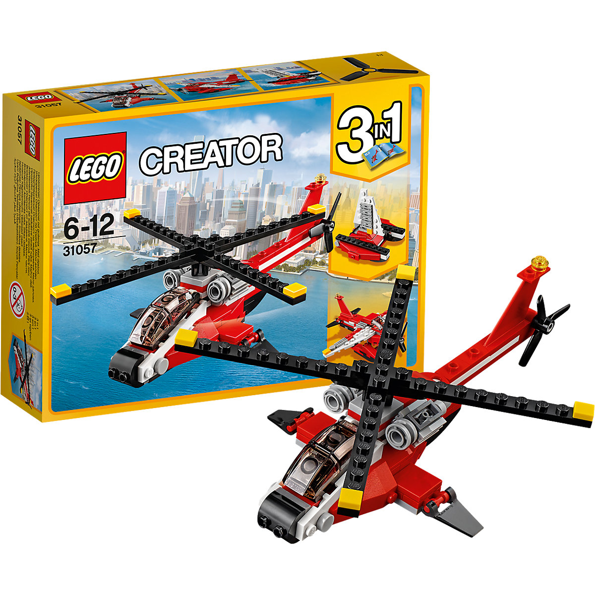 lego 31057 creator helikopter lego creator mytoys. Black Bedroom Furniture Sets. Home Design Ideas
