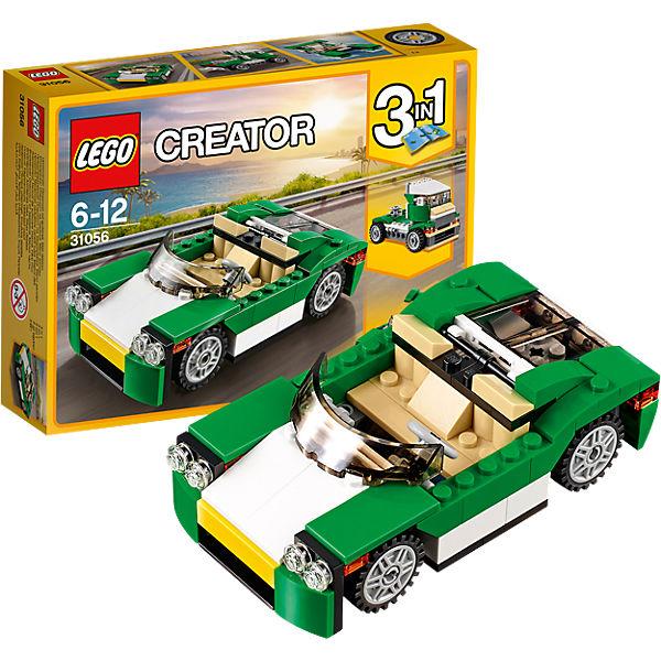 lego 31056 creator gr nes cabrio lego creator mytoys. Black Bedroom Furniture Sets. Home Design Ideas