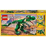 LEGO Creator 31058: Грозный динозавр