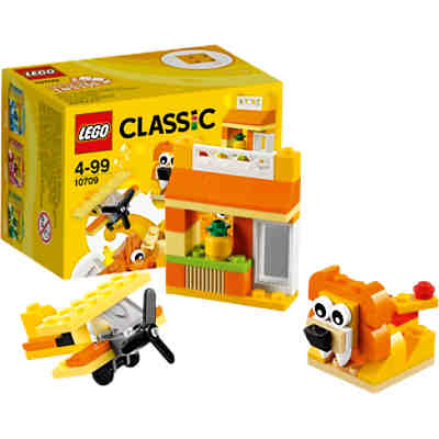 LEGO 10709 Classic: Kreativ-Box Orange