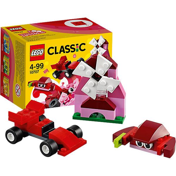 LEGO 10707 Classic: Kreativ-Box Rot, LEGO Classics