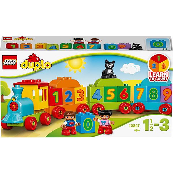 LEGO 10847 DUPLO: Zahlenzug, LEGO DUPLO
