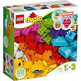 LEGO DUPLO 10848: Мои первые кубики