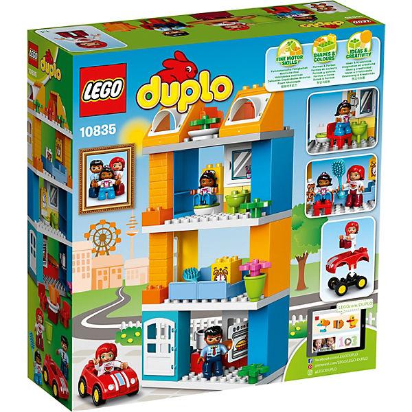 LEGO DUPLO 10835: Семейный дом