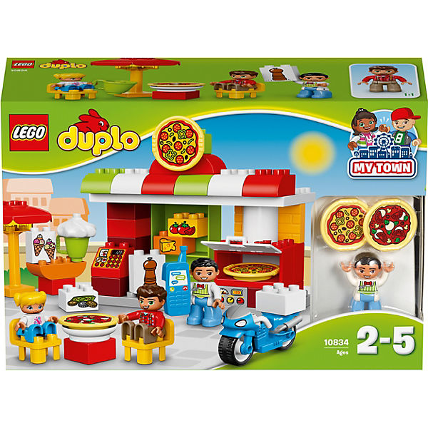 LEGO 10834 DUPLO: Pizzeria, LEGO DUPLO