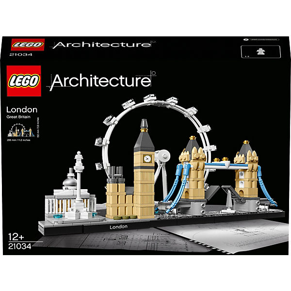 LEGO 21034 Architecture: London