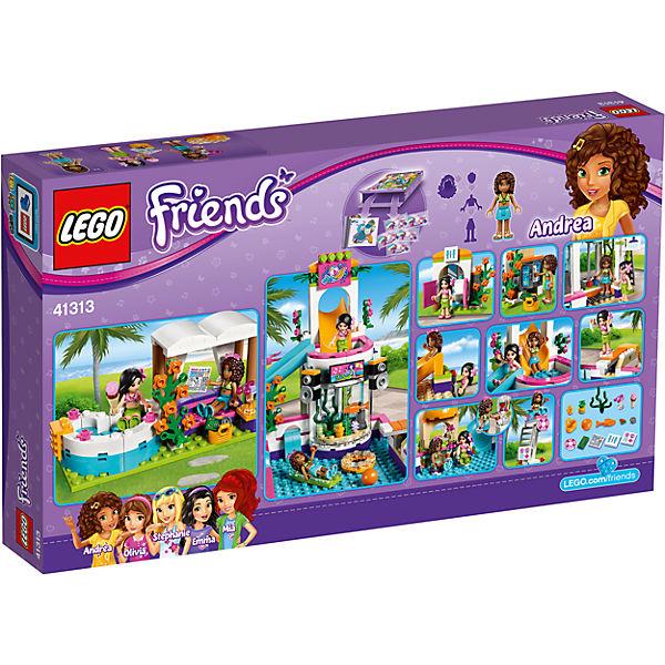 LEGO Friends 41313: Летний бассейн