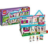 LEGO Friends 41314: Дом Стефани