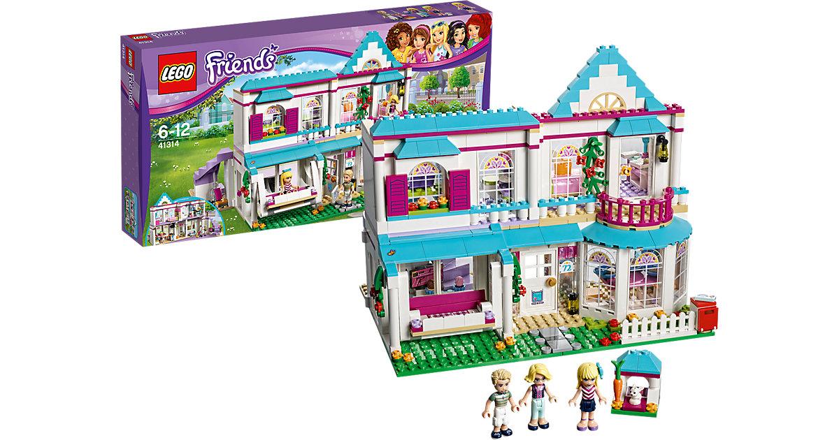 41314 Friends: Stephanies Haus