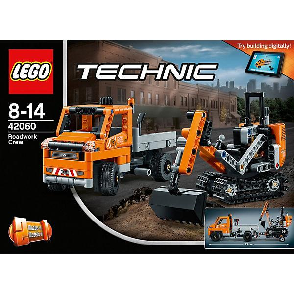 lego 42060 technic stra enbau fahrzeuge lego technic