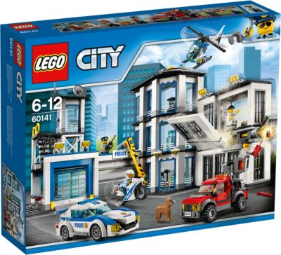 günstig kaufen LEGO City Hauptquartier der Bergpolizei 60174