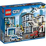 Конструктор LEGO City 60141: Полицейский участок