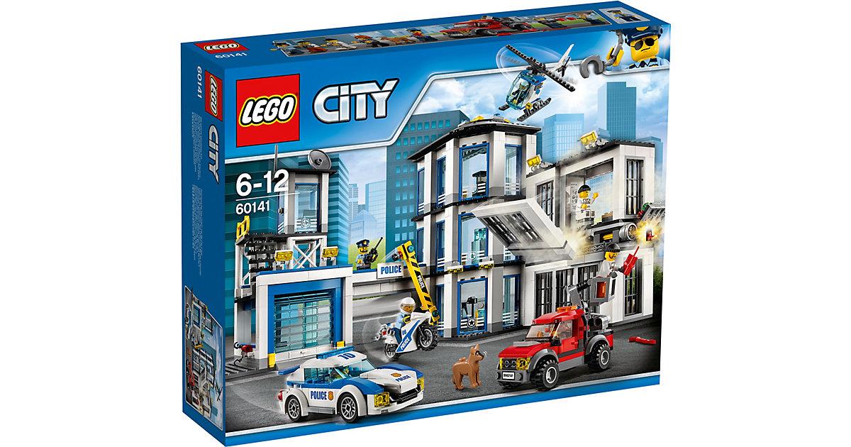 LEGO 60141 City: Polizeiwache