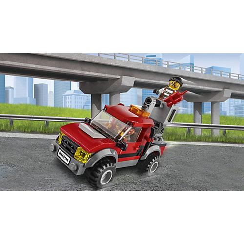 Конструктор LEGO City 60141: Полицейский участок от LEGO